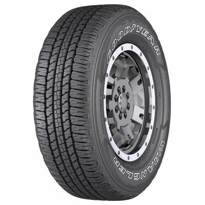 Wrangler Fortitude HT LT Tires